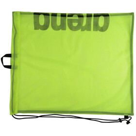 arena Team Mesh Sac de sport, fluo yellow